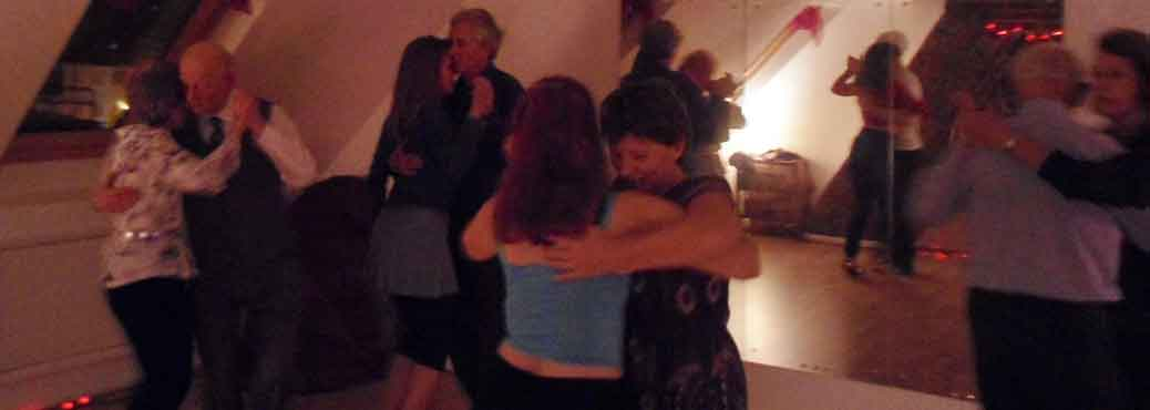 Therapeutic Tango workshop hove